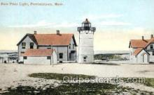 lgh008 - Race Point Light, Provincetown, MA Light House, Houses Postcard Postcards
