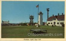 lgh200049 - Chatham light, Cape cod, Mass, USA Massachusetts USA, Light House, Houses Lighthouse, LightHouses Postcard Postcards