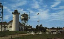 lgh200073 - Chatham light, Cape cod, Mass, USA Massachusetts USA, Light House, Houses Lighthouse, LightHouses Postcard Postcards