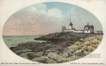 lgh200082 - Eastern P.T. Light, Gloucester, Mass, USA Massachusetts USA, Light House, Houses Lighthouse, LightHouses Postcard Postcards