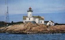 lgh200091 - Eastern P.T. Light, Gloucester, Mass, USA Massachusetts USA, Light House, Houses Lighthouse, LightHouses Postcard Postcards