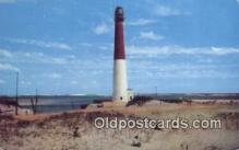 lgh200117 - Barnegat Light New Jersey, USA Postcard Post Cards Old Vintage Antique