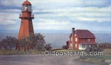 lgh200123 - Gaspe Peninsula, PQ Postcard Post Cards Old Vintage Antique