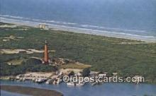 lgh200140 - Ponce Inlet Lighthouse Daytona Beach, USA Postcard Post Cards Old Vintage Antique