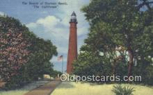 lgh200141 - The Lighthouse Daytona Beach, USA Postcard Post Cards Old Vintage Antique