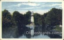 lgh200160 - Light House Palmer Park, Detroit, USA Postcard Post Cards Old Vintage Antique