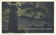 lgh200175 - Canal Soo, MI, USA Postcard Post Cards Old Vintage Antique
