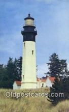 lgh200199 - Westport Lighthouse Westport, Washington, USA Postcard Post Cards Old Vintage Antique