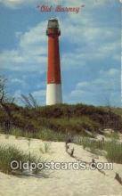 lgh200214 - Barnegat Light New Jersey, USA Postcard Post Cards Old Vintage Antique