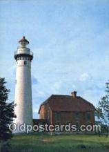 lgh200222 - Pictured Rocks National Lakeshore Lake Superior Postcard Post Cards Old Vintage Antique