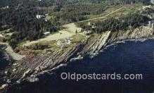 lgh200227 - Pemaquid Light Pemaquid Point, ME, USA Postcard Post Cards Old Vintage Antique