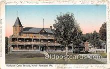 Northport Camp Ground, Hotel