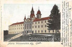Maria Weissenstein