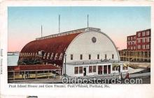 Peak Island House & Gem Theater