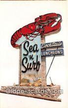 lob001084 - Sea 'N Surf  Postcard Post Card