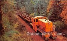 Logging, Log Train