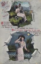 lov001016 - Couples, Lover, Lovers, Postcard, Postcards