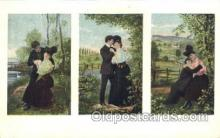 lov001073 - Couples, Lover, Lovers, Postcard, Postcards