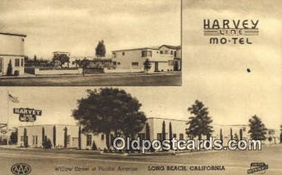 Harvey Line Motel, Long Beach, CA, USA