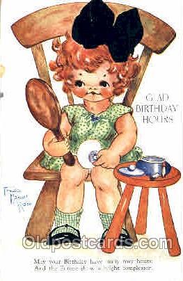 Artist Freda Mabel Rose
