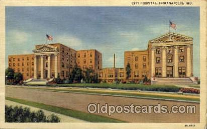 City Hospital, Indianapolis, Indiana, USA