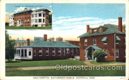 Hale Hospital, Buttonwood Avenue