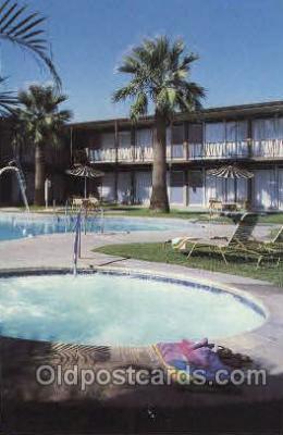 MTL001030 - Best Western Continental Inn, San Antonio, Texas, USA Motel Hotel Postcard Postcards