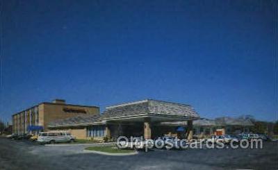 MTL001066 - Sheraton Patriot Inn, Williamsburg, Virginia, USA Motel Hotel Postcard Postcards
