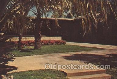 MTL001070 - The Spanish Trace Inn, Athens, Texas, USA Motel Hotel Postcard Postcards
