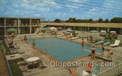 MTL001124 - Holiday Inn, Montgomery, Alabama, ALA, USA Motel Hotel Postcard Postcards