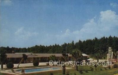 MTL001161 - Dixie Dream Motel, Dillon, South Carolina, S.C., USA Motel Hotel Postcard Postcards