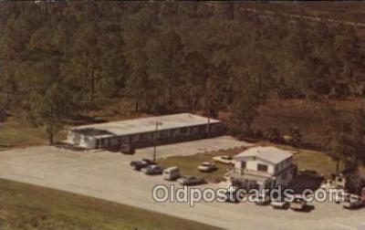 MTL001237 - Bay Port Inn, Brooksville, Florida, USA Motel Hotel Postcard Postcards