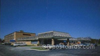 MTL001251 - Sheraton Patriot Inn, Williamsburg, Virginia, USA Motel Hotel Postcard Postcards