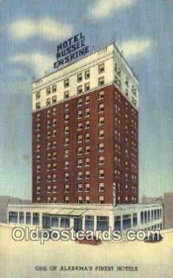 Hotel Russel Erskine, Huntsville, AL, USA