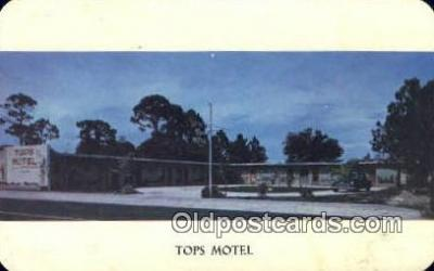 Tops Motel, Miami, FL, USA