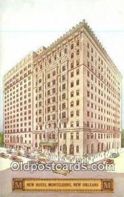 New Hotel Monteleone, New Orleans, USA
