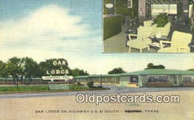 MTL001498 - Brevard Hotel, Cocoa, FL, USA Motel Hotel Postcard Post Card Old Vintage Antique