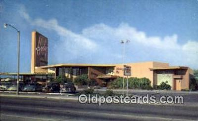 MTL001531 - Hody's, Lakewood Center, CA, USA Motel Hotel Postcard Post Card Old Vintage Antique