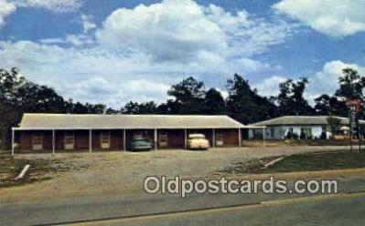MTL001562 - Veltrop's Motel, Jefferson City, MO, USA Motel Hotel Postcard Post Card Old Vintage Antique