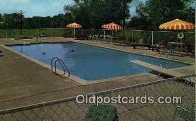 Mtl001621 Kent Manor Inn Motel Wilmington De Usa Hotel Postcard