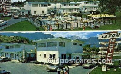 La Fon Motel, Manitou Springs,