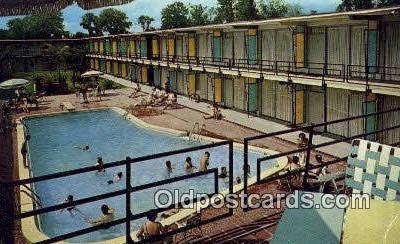MTL001664 - Holiday Inn, New Orleans, LA, USA Motel Hotel Postcard Post Card Old Vintage Antique
