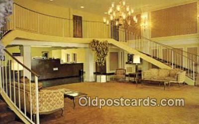 MTL001666 - Ramada Inn, Tuscaloosa, AL, USA Motel Hotel Postcard Post Card Old Vintage Antique