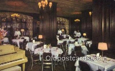 MTL001667 - Hotel Mayfair, St. Louis, USA Motel Hotel Postcard Post Card Old Vintage Antique