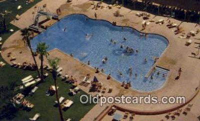 MTL001685 - Riviera, Las Vegas, NV, USA Motel Hotel Postcard Post Card Old Vintage Antique