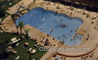 MTL001707 - Riviera, Las Vegas, NV, USA Motel Hotel Postcard Post Card Old Vintage Antique