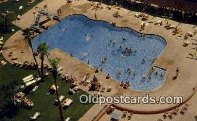 MTL001709 - Riviera, Las Vegas, NV, USA Motel Hotel Postcard Post Card Old Vintage Antique