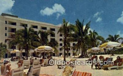 MTL001830 - Balmoral Beach Motel Hotel Postcard Post Card Old Vintage Antique