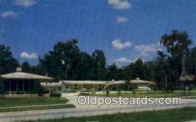 MTL001831 - Southwood Motel, Ocala, FL, USA Motel Hotel Postcard Post Card Old Vintage Antique