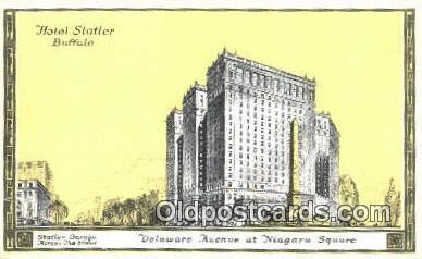 Hotel Statler, Buffalo, USA